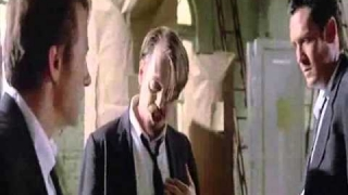 Resevoir dogs supercut (just the swearing)