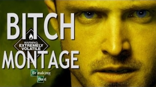 "Complete Jesse Pinkman ""BITCH"" Montage (Breaking Bad Seasons 1-5)"
